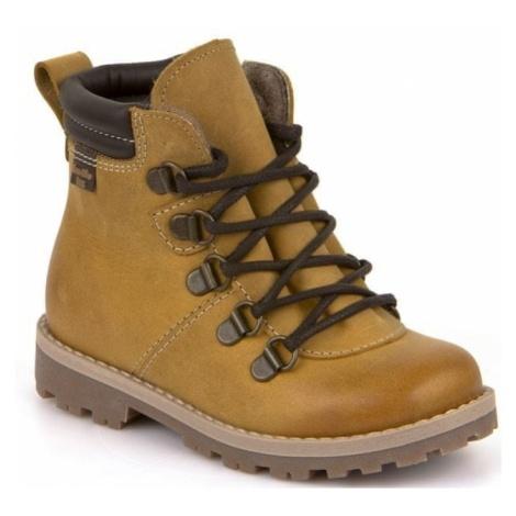 Froddo buty zimowe za kostkę chłopięce 26 brązowy
