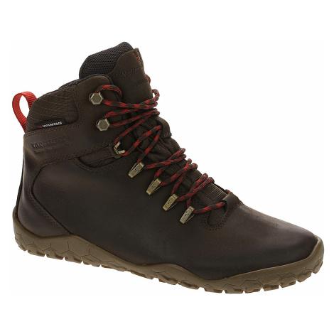 buty Vivobarefoot Tracker FG L - Dark Brown Leather
