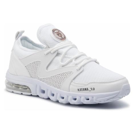 Sneakersy PLEIN SPORT - Runner Statement F19S MSC2243 STE003N White 01