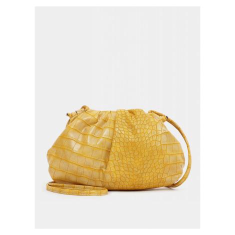 Tamaris żółty mała torebka