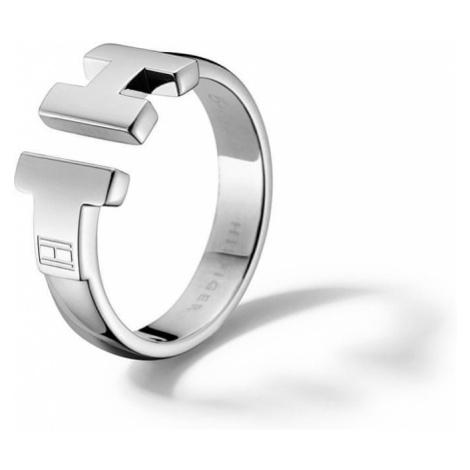 Tommy Hilfiger Stalowy pierścień luz TH2700864 (obwód 56 mm)