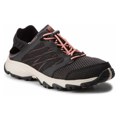 Buty THE NORTH FACE - Litewave Amphibious II T939I74GG Tnf Black/Desert Flower Orange