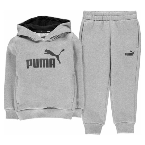 Puma OTH Hoodie And Joggers Set Junior Boys