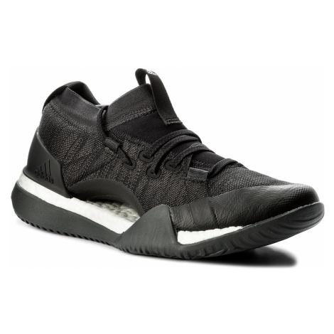 Buty adidas - PureBoost X Trainer 3.0 CG3528 Cblack/Cblack/carbon