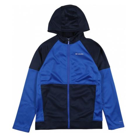 COLUMBIA Sportowa bluza rozpinana 'Everyday Easy™' niebieski / niebieska noc