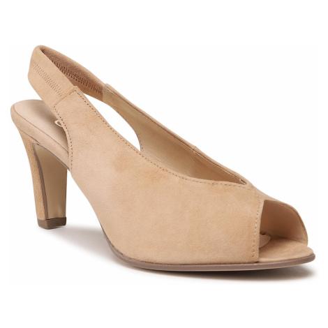Sandały GABOR - 61.800.14 Caramel