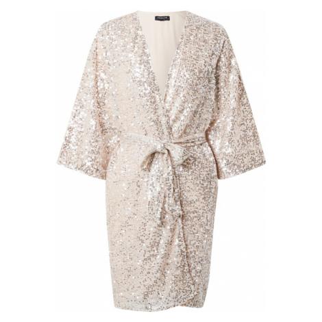 SELECTED FEMME Kimono 'SLFLUCILLE' srebrny