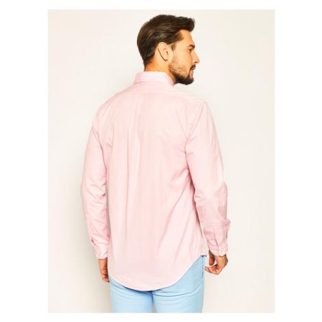 Polo Ralph Lauren Koszula Classics 710795235 Różowy Custom Fit