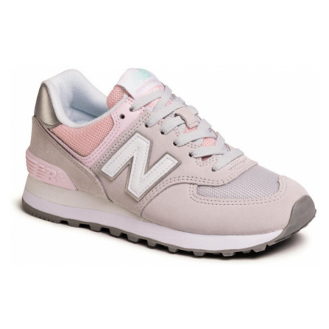 New Balance Sneakersy WL574SOT Beżowy