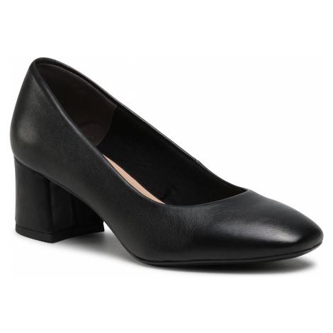 Półbuty TAMARIS - 1-22424-26 Black Leather 003