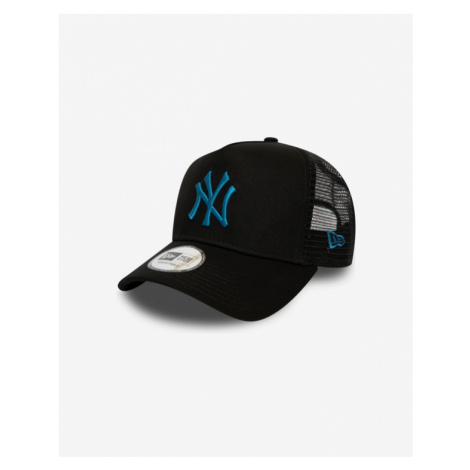 New Era New York Yankees MLB League Essential 9Forty Czapka z daszkiem Czarny