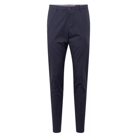 CINQUE Spodnie w kant 'CIBRODY' ciemny niebieski