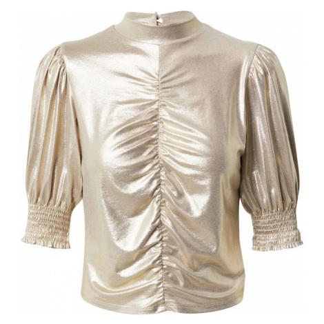 Dorothy Perkins Koszulka złoty