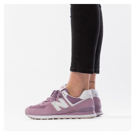 Buty damskie sneakersy New Balance WL574OAC