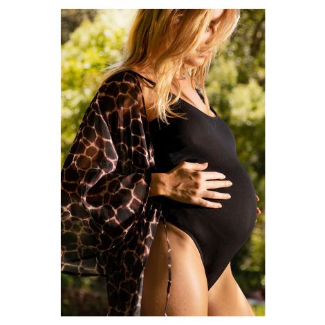 Jednoczęściowy ciążowy kostium kąpielowy Pacific Dorina