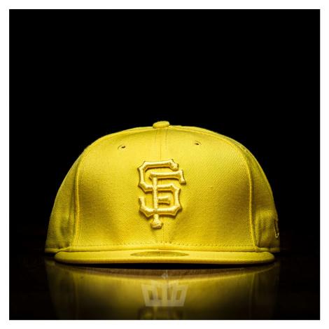 New Era 59Fifty San Francisco Giants Full Cap Yellow