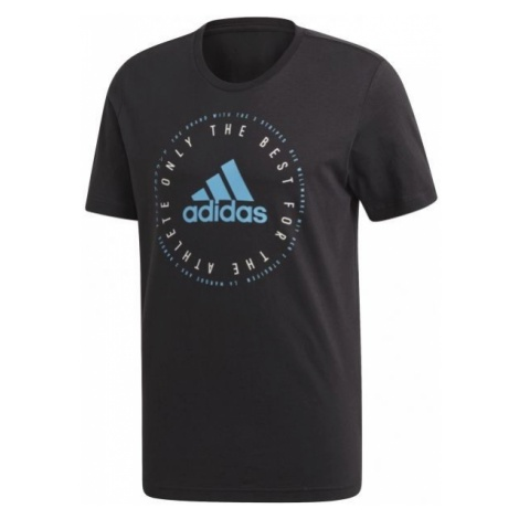 adidas MH EMBLEM T - Koszulka męska