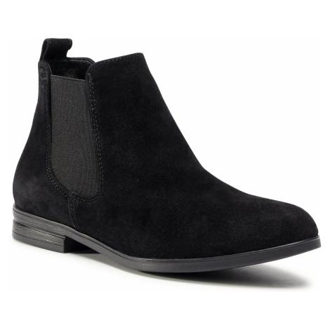 Damskie obuwie do kostek Tamaris