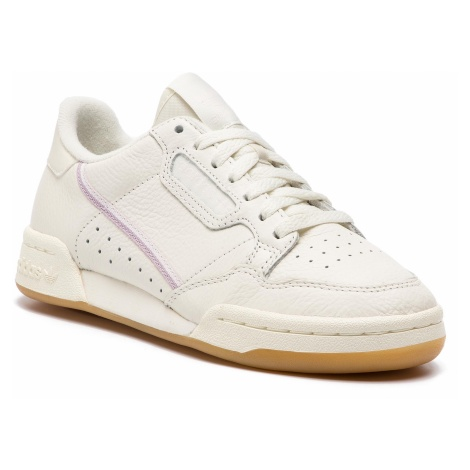 Buty adidas - Continental 80 W G27718 Owhite/Orctin/Sofvis