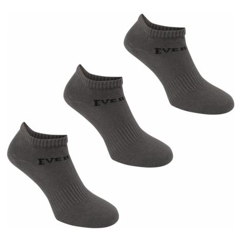 Everlast 3 Pack Trainer Socks Junior