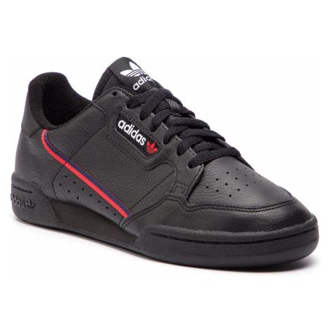 Buty adidas - Continental 80 G27707 Cblack/Scarle/Conavy