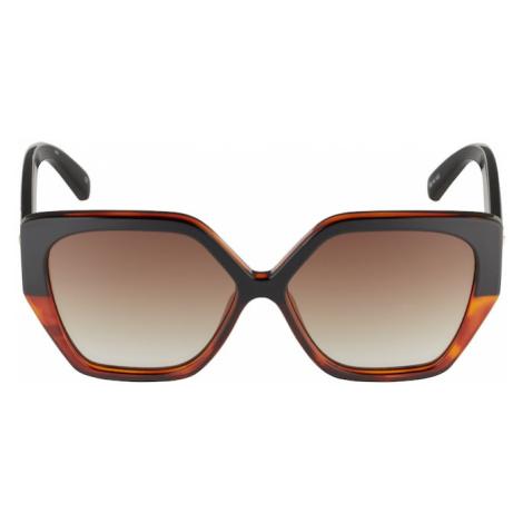 LE SPECS Okulary przeciwsłoneczne 'SO FETCH' brązowy