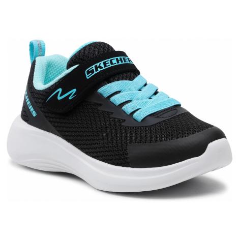 Sneakersy SKECHERS - Jammin' Jogger 302470L/BLK Black