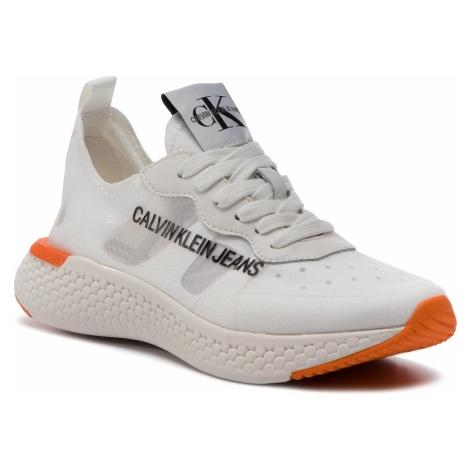 Sneakersy CALVIN KLEIN JEANS - Alexia R7808 Bright White