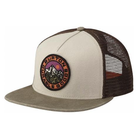 czapka z daszkiem Burton Marble Head Trucker - Martini Olive