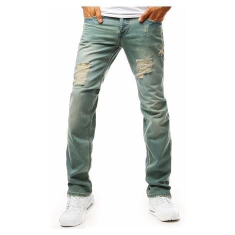 Męskie spodnie dżinsowe UX1962 DStreet