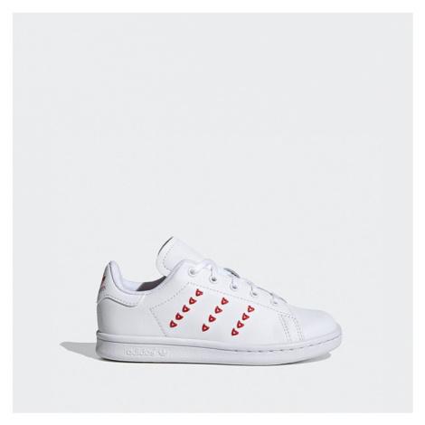 Buty dziecięce sneakersy adidas Originals Stan Smith C EG6500