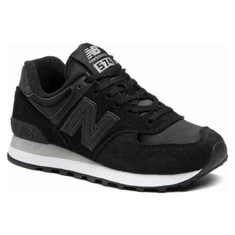 Sneakersy NEW BALANCE - WL574FH2 Czarny