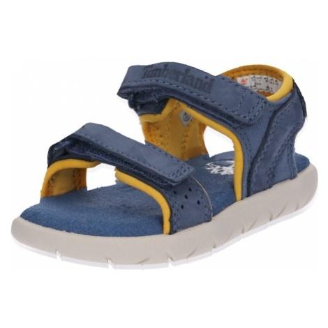 TIMBERLAND Buty otwarte 'Nubble L/F 2 Strap Sandal' niebieski