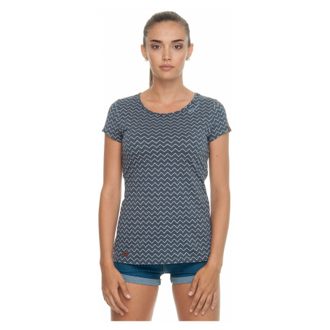 koszulka Ragwear Mint Zig Zag - 2028/Navy