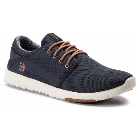 Sneakersy ETNIES - Scout 4101000419 Navy/Gold 470