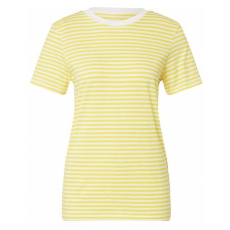 SELECTED FEMME Koszulka 'SLFMY PERFECT' żółty