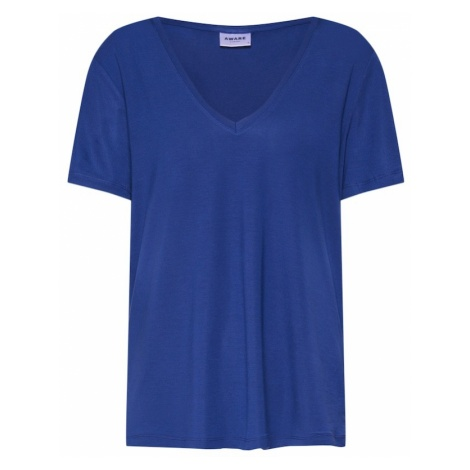 VERO MODA Koszulka 'DINA' ciemny niebieski