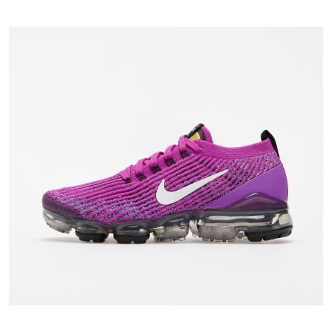 Nike W Air Vapormax Flyknit 3 Vivid Purple/ White-Racer Blue-Black