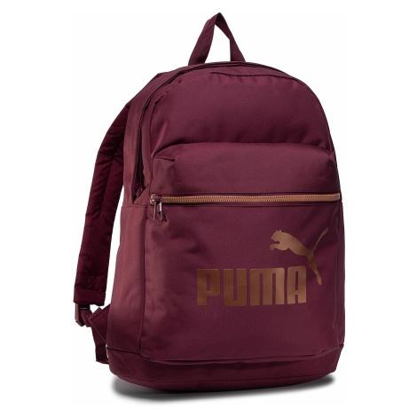 Plecak PUMA - Core Base College Bag 077374 04 Burgundy