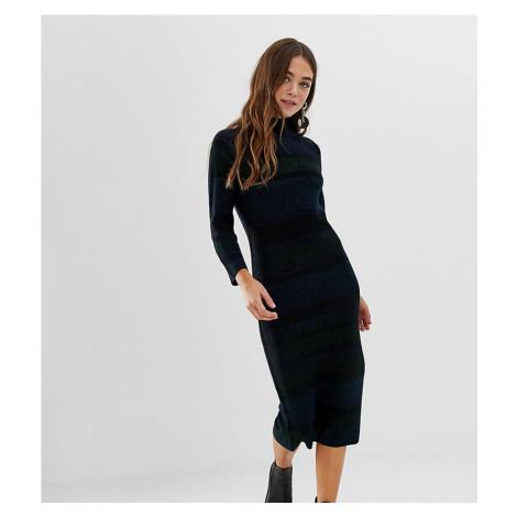 Pimkie maxi knit dress in black