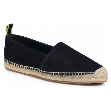 Espadryle BOSS - Madeira 50434445 10214575 01 Dark Blue 401 Hugo Boss