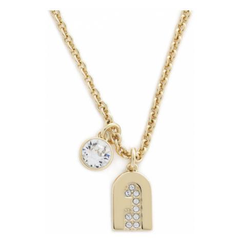 Furla Naszyjnik New Crystal 1054155 J CQ67 K21 Złoty