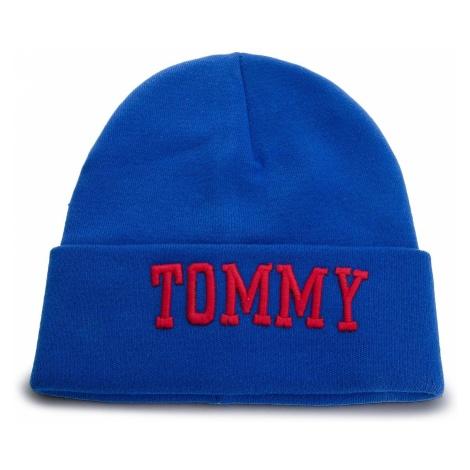 Czapka TOMMY JEANS - Tjw Varsity Beanie AW0AW05987 435 Tommy Hilfiger