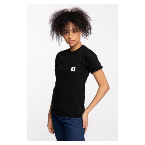 Koszulka Carhartt Wip W' S/s Carrie Pocket T-Shirt 8991 Black