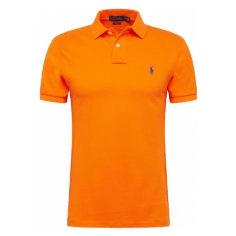 POLO RALPH LAUREN Koszulka 'SSKCSLIM1' pomarańczowy