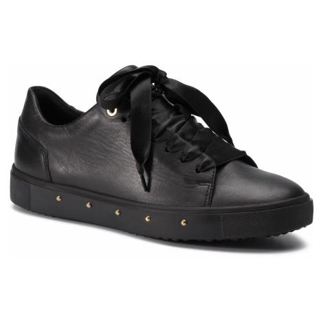 Sneakersy WOJAS - 8537-51 Czarny