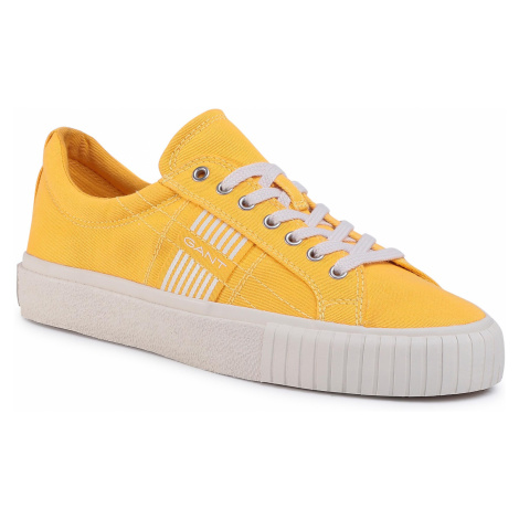 Sneakersy GANT - Faircourt 20638487 Sun Yellow G330