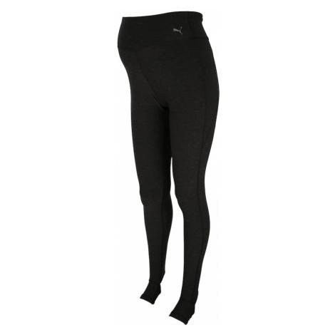 PUMA Spodnie sportowe 'Soft Touch Tight' ciemnoszary