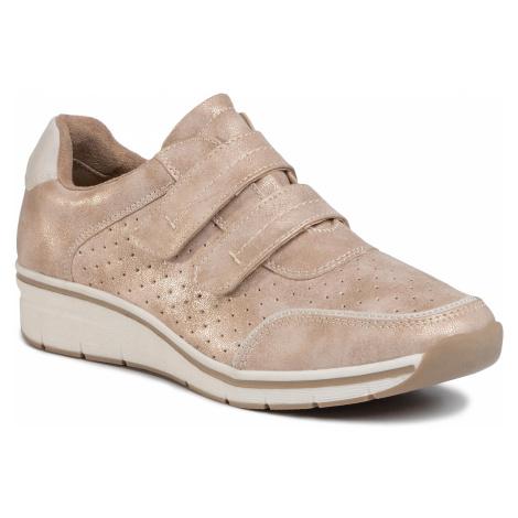 Sneakersy CLARA BARSON - WS5062-01 Beige