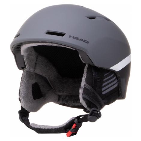 Kask narciarski HEAD - Varius 324338 Anthracite/White